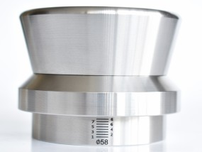 Level Tamper Stainless
