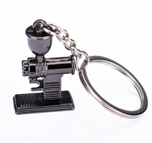 Keychain Grinder Black