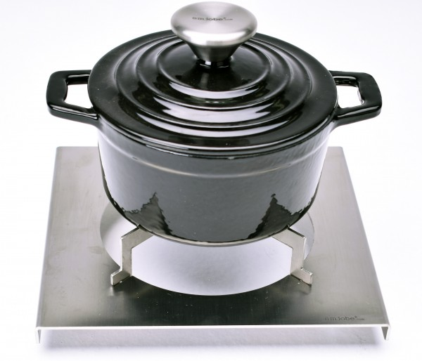 Grill Platte Casserolle Gitter