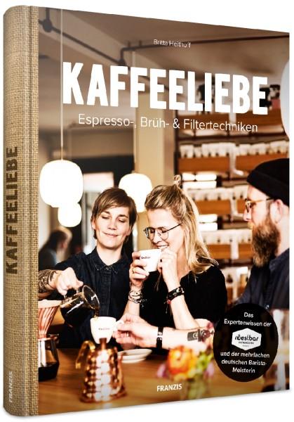 """Das Buch """"Kaffeeliebe"""""""
