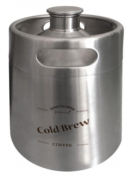 Cold Brew Fäßchen