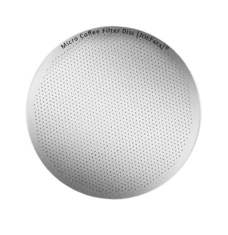 Dauerfilter Edelstahl für Aeropress Ø 62mm