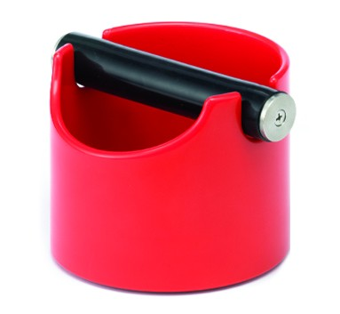 Abschlagbehälter Basic rot
