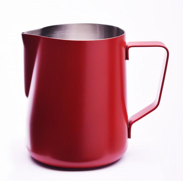 Milchkännchen mit Pulverbeschichtung Rot