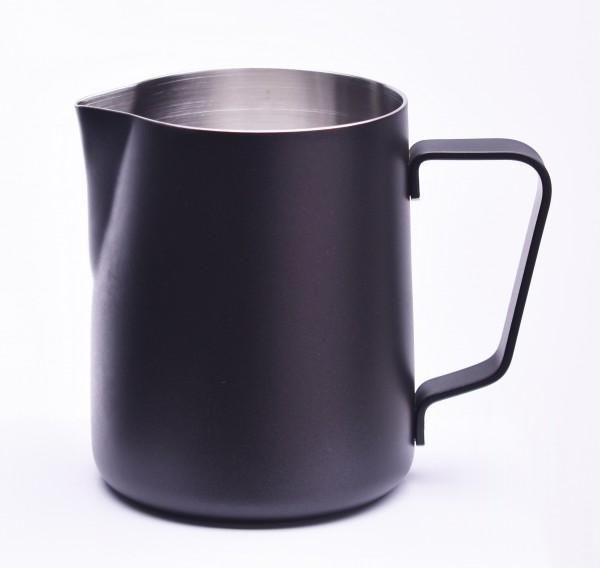 Milchkännchen mit Pulverbeschichtung Black