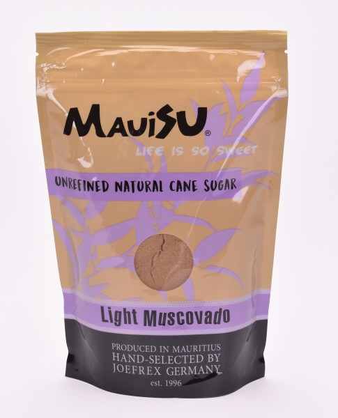 MauiSU Light Muscovado 500g