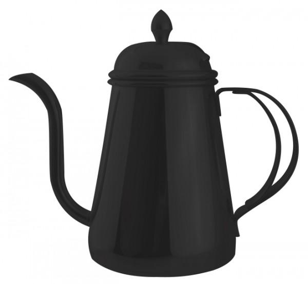 Drip Kettle 0,6 l Schwarz